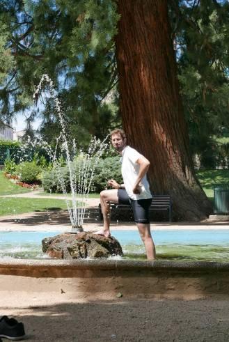 Une fontaine nommée désir