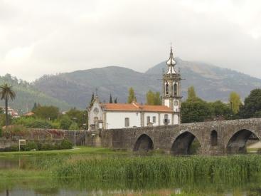 Eglise rurale, Ponte de Lima